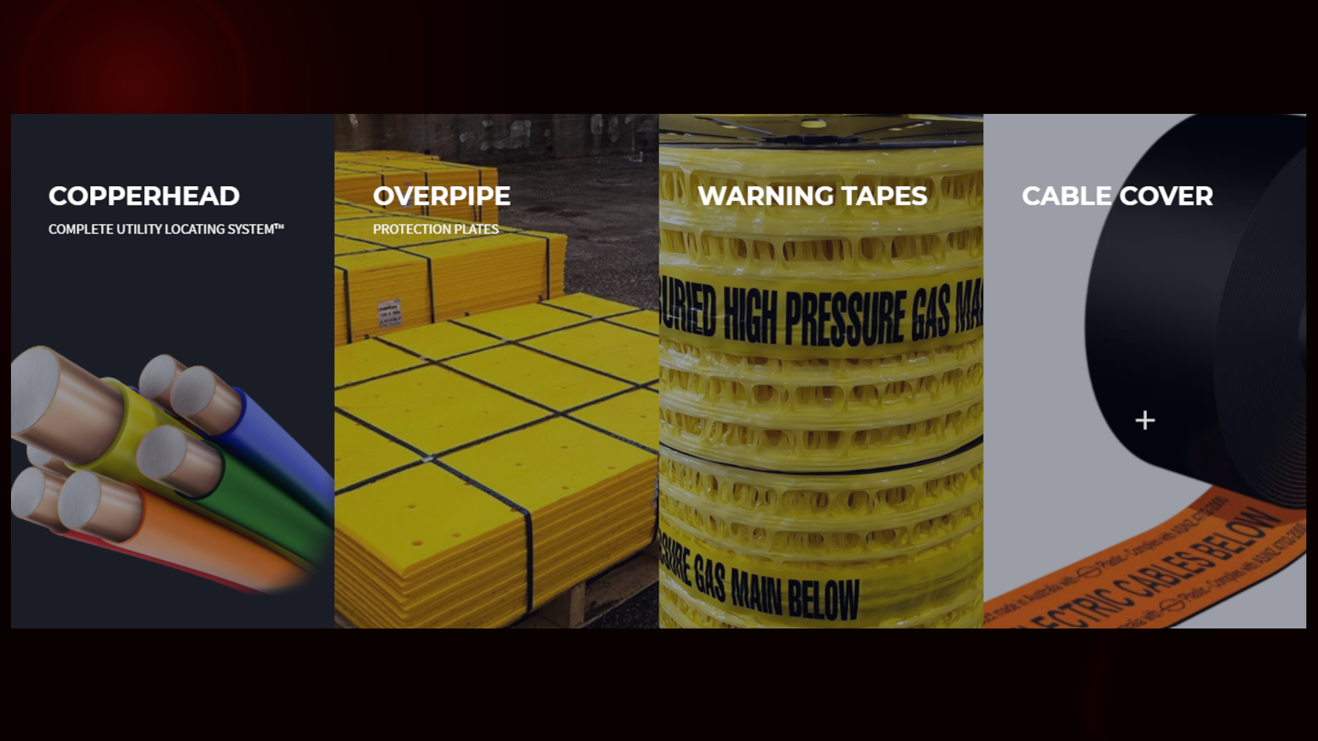 Tapex DIGSAFE product ranges