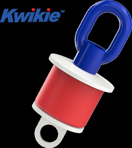 Cal Am - Kwikie Blank Duct Plug